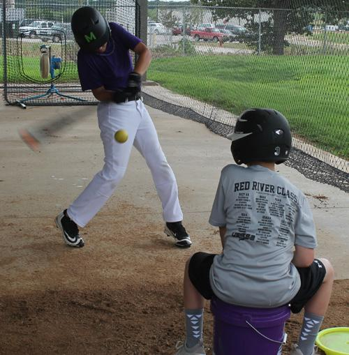 Jacksboro and Bryson each hosted camps last week.