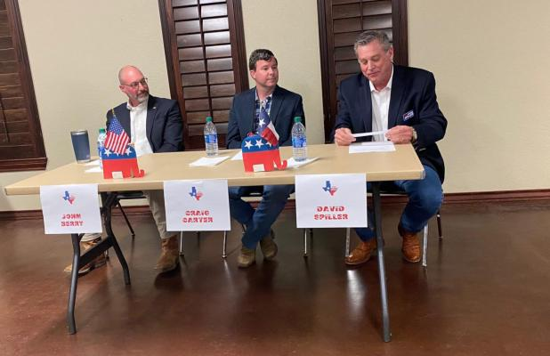 District 68 State Rep candidates face off