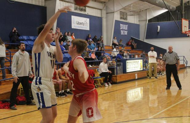 Bryson comes from early deficit to beat Olney