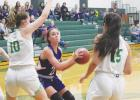 Tigerettes even record at 3-3 with 49-41 win over Paradise
