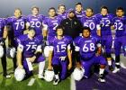 These seniors played their last game at Tiger Stadium Friday evening.